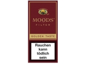 Dannemann Moods Golden Taste Filter, 5