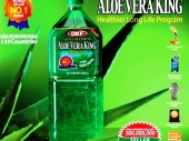 OKF Aloe Vera King, Bottle 0.250