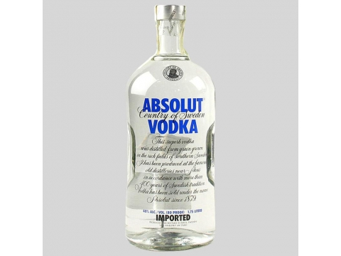 Absolut Blue Label, 1.75