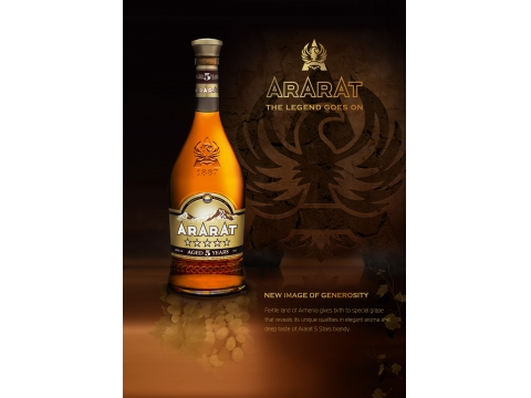Ararat 5*, 5 YO