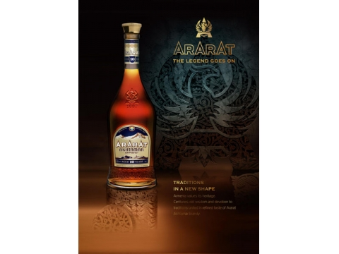 Ararat Akhtamar, 10 YO