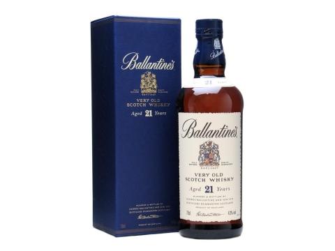Ballantine's,  21 YO