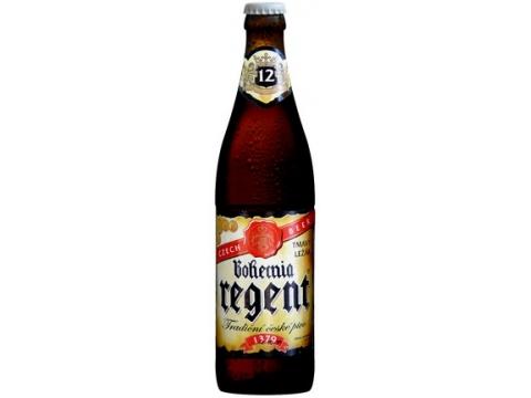 Bohemia Regent Dark, Bottle 0.5