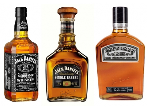 Jack Daniel's . Single Barrel . Gentleman Jack - FOB Carry Case