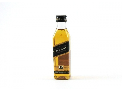 Johnnie Walker  Black Label,  0.05
