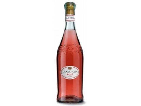 La Gioiosa Vino Rosato Frizzante