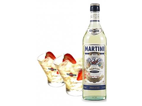 Martini Bianco, 2 Glasses