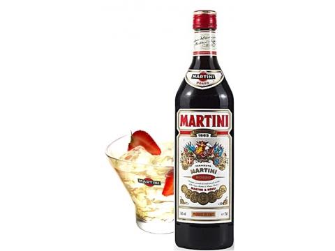 Martini Rosso, 1 Glass