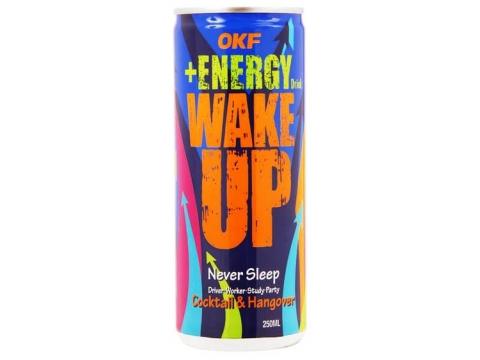 OKF Wake Up, Can 0.240