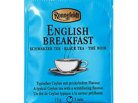 Ronnefeldt English Breakfast, Cutie 25 plicuri