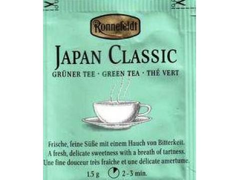 Ronnefeldt Japanese Clasic, Cutie 25 plicuri