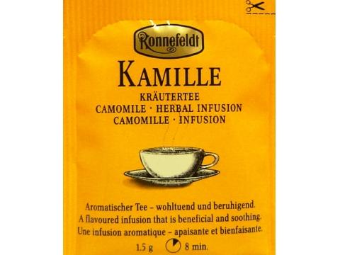 Ronnefeldt Kamille, Cutie 25 plicuri