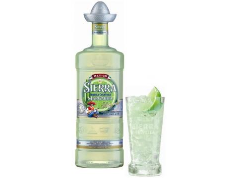 Tequilla Sierra Margarita