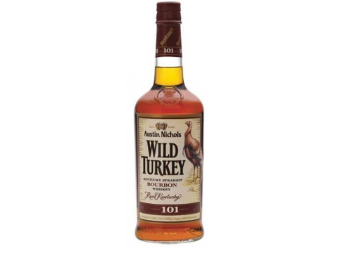 Wild Turkey 8 YO 101 Proof